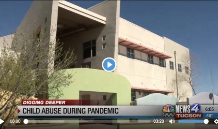 Child abuse cases drop drastically during pandemic (KVOA: DIGGING DEEPER)