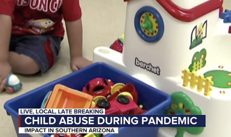 Severe cases of child abuse emerge during the pandemic